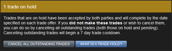 A Summary of Steam Bans and Why You Can't Trade on OPSkins